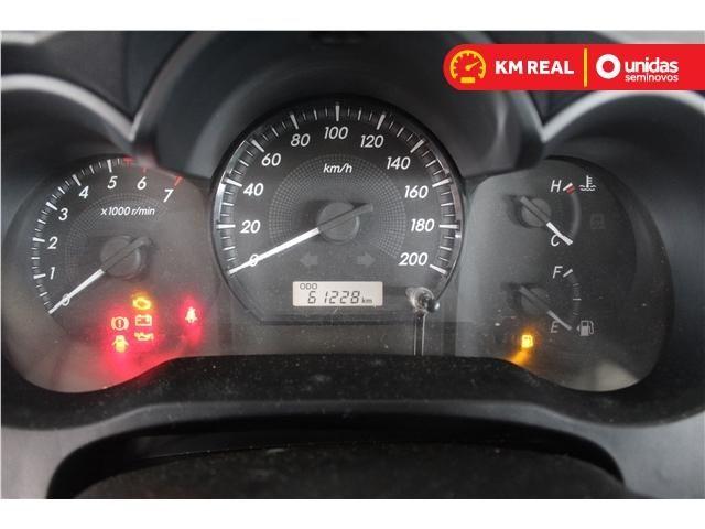 Toyota Hilux 2.7 std 4x4 cd 16v flex 4p manual - Foto 8