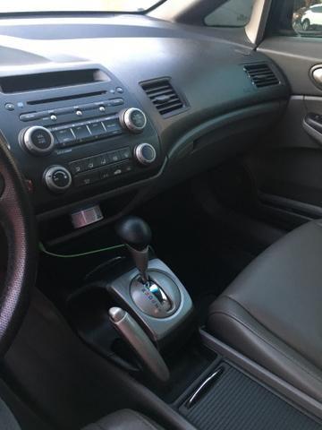 Honda Civic LXS 1.8 Flex Automático 2009 - Foto 6