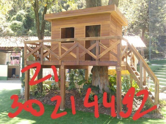 Casa árvore madeira angra reis
