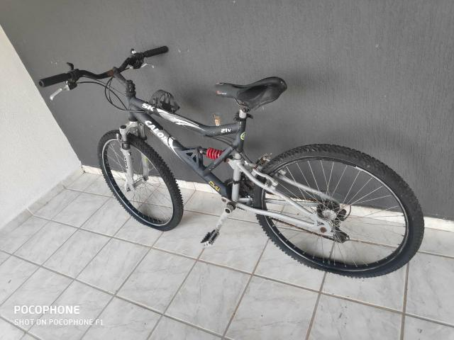 Bicicleta Caloi SK 21v - Foto 2