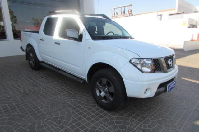 NISSAN FRONTIER 2011/2012 2.5 SE ATTACK 4X4 CD TURBO ELETRONIC DIESEL 4P MANUAL