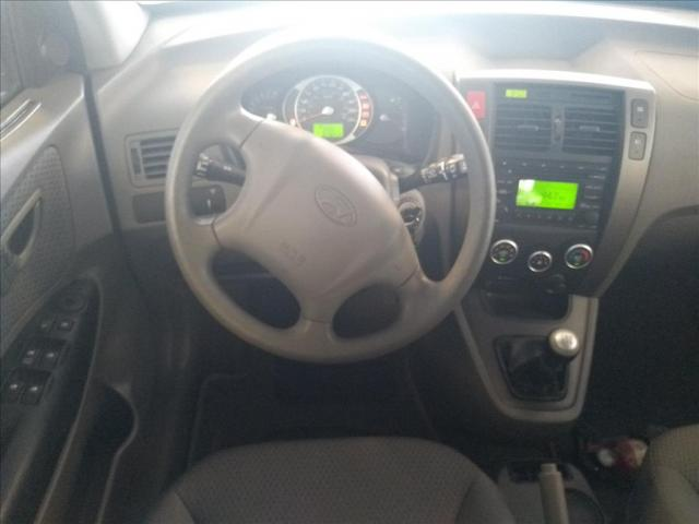 HYUNDAI TUCSON 2.0 MPFI GL 16V 142CV 2WD GASOLINA 4P MANUAL - Foto 4
