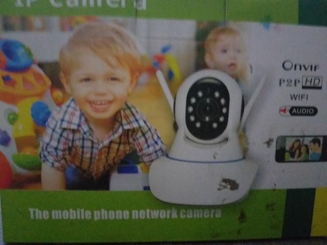 Câmera ip dou instalada - Foto 2