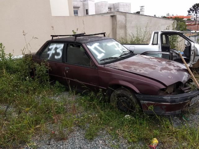 Monza 2.0 1 bico e 4 bicos 2 e 4 portas 1994 Sucata Em Peças