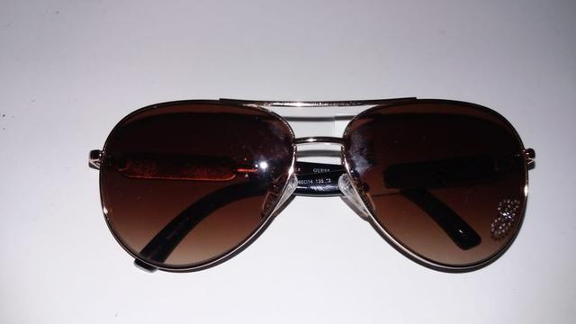 Óculos Guess estilo aviador - Bijouterias, relógios e acessórios ... 0826fda70f