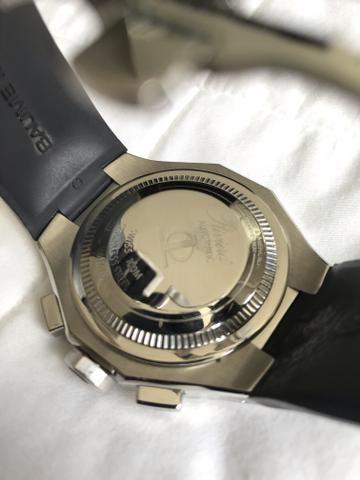4848fded356 Vendo Relógio Baume   Mercier - Bijouterias