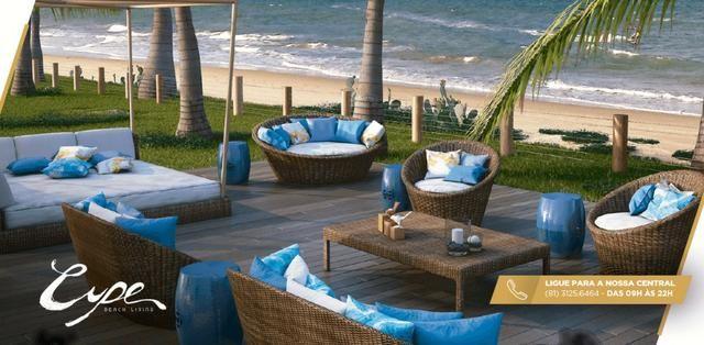 Casas e apartamentos à beira mar do Cupe prontos pra usar - Foto 4