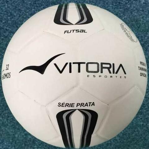 Bola De Futsal Prata Max 500 Frete Grátis Todo Brasil - Esportes e ... 87e201b270cc5