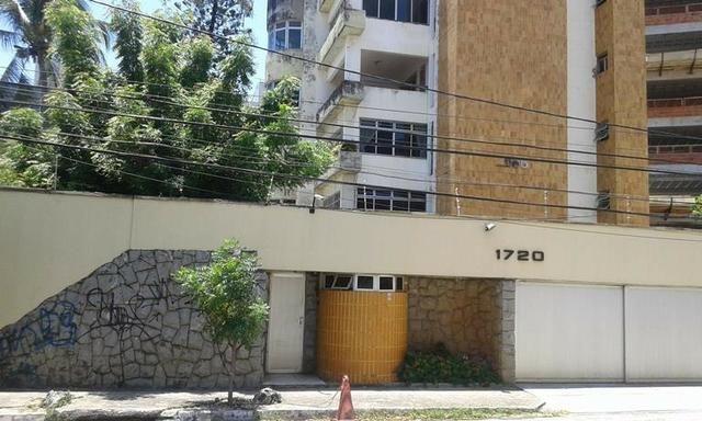 AP0601 Edifício Elos Seis, 3 suítes, 4 vagas, prédio com elevador e piscina, Cocó - Foto 2