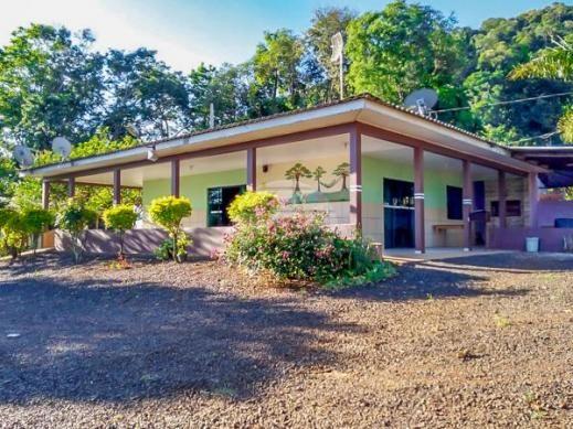 Casa à venda com 5 dormitórios em Alagado, Candói cod:146342