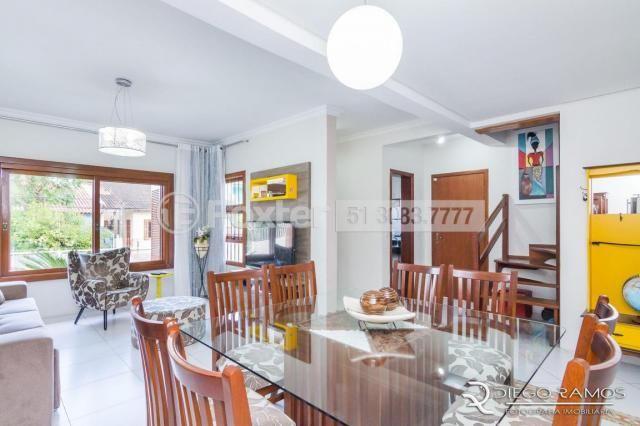 Casa à venda com 2 dormitórios em Espírito santo, Porto alegre cod:185823 - Foto 3
