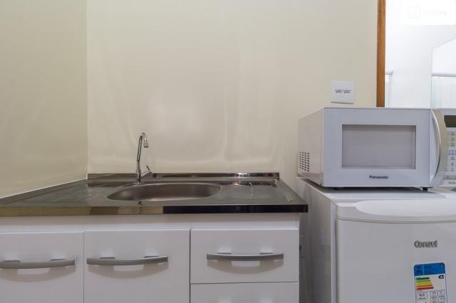 Apartamento para alugar com 1 dormitórios em Alto barroca, Belo horizonte cod:3327 - Foto 6