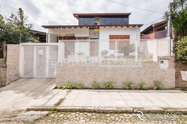 Casa à venda com 2 dormitórios em Espírito santo, Porto alegre cod:185823