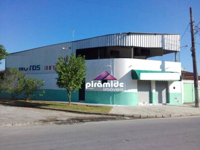 Galpão à venda, 400 m² por r$ 1.100.000 - jardim jaqueira - caraguatatuba/sp