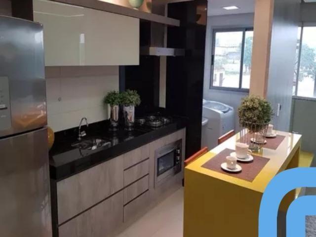 Apartamento à venda com 2 dormitórios em Vila rosa, Goiânia cod:V1017 - Foto 6