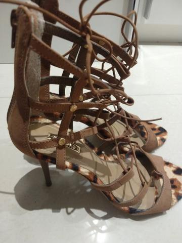 150e9c817 Linda sandália 36 nova Dumond - Roupas e calçados - Praia De ...
