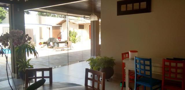 Casa e Terreno com Piscina e Área de Lazer - Foto 13