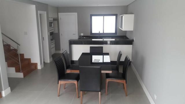 SO0394 - Sobrado com 3 dormitórios à venda, 145 m² por R$ 595.000 - Atuba - Curitiba/PR - Foto 3