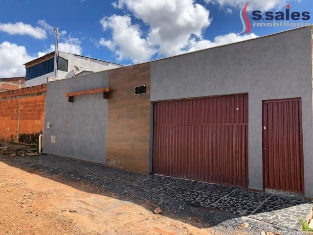 Casa à venda com 2 dormitórios em Setor habitacional vicente pires, Brasília cod:CA00226