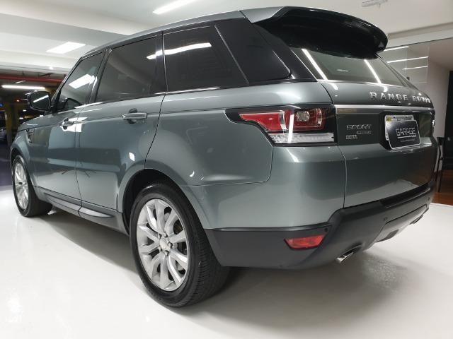Top de Linha!!! Land Rover Range Rover Sport 3.0 TDV6 24v - 245HP - 2013/14 !!! - Foto 6