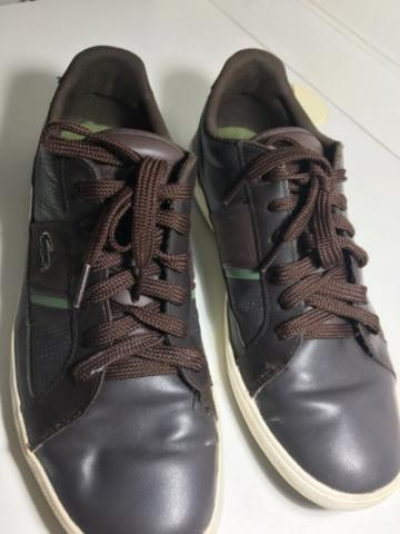 b40dad230ba Tênis Lacoste original pouco usado - Roupas e calçados - Duque de ...