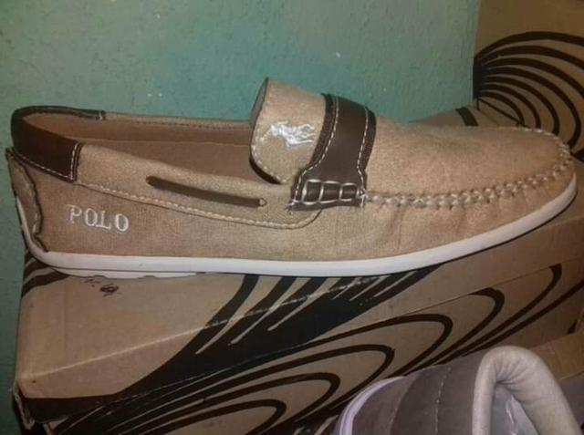 3d8111580 Vendo sapatos polo na promoção pra vender - Roupas e calçados ...