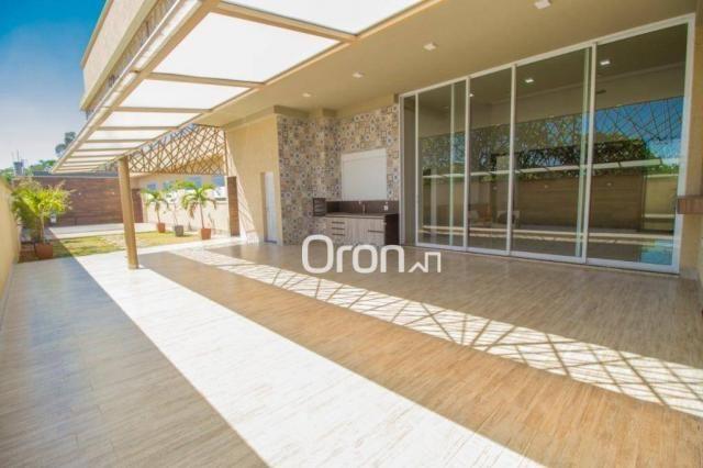 Casa com 4 dormitórios à venda, 375 m² por R$ 2.100.000,00 - Jardins Lisboa - Goiânia/GO