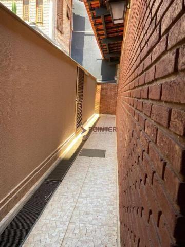 Casa com 3 dormitórios para alugar, 250 m² por R$ 6.500,00/mês - Setor Bueno - Goiânia/GO - Foto 15