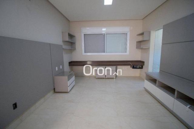Casa com 4 dormitórios à venda, 375 m² por R$ 2.100.000,00 - Jardins Lisboa - Goiânia/GO - Foto 14
