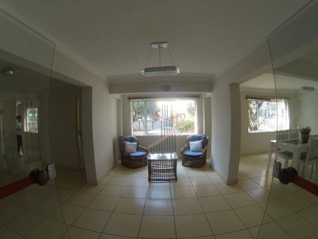 Apartamento com 1 dormitório para alugar, 44 m² por R$ 900,00/mês - Centro - Foz do Iguaçu - Foto 12