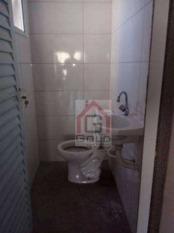 Apartamento com 2 dormitórios à venda, 55 m² por R$ 320.000 - Utinga - Santo André/SP - Foto 12