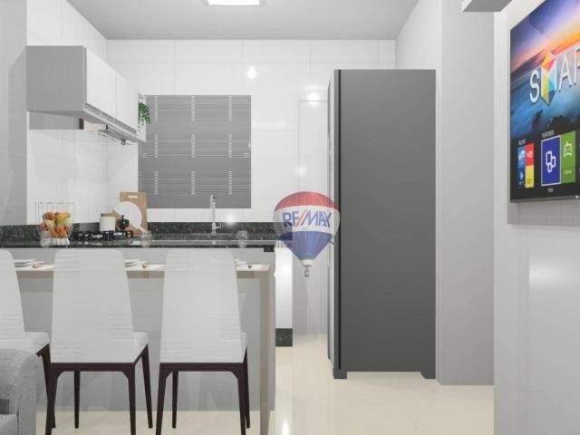 Casa com 2 dormitórios à venda, 50 m² por R$ 128.000,00 - Aparecida - Alvorada/RS - Foto 12