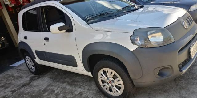 FIAT UNO 2012/2012 1.0 WAY 8V FLEX 4P MANUAL - Foto 7