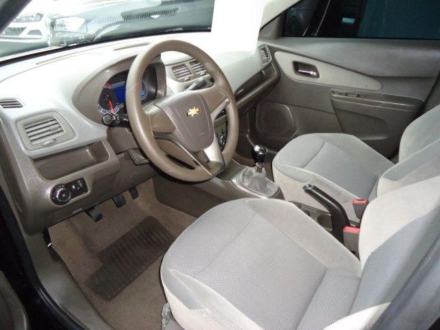 Chevrolet colbalt ltz 1.4 flex 102cv 4p ano 2012 preto - Foto 6