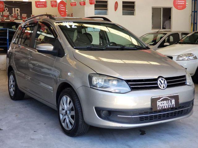 Volkswagen SpaceFox 1.6 Trend vendo troco e financio R$ 36.900,00