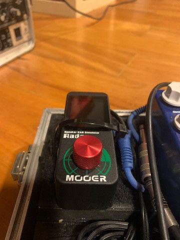 Pedal Simulador Mooer Radar - Foto 3