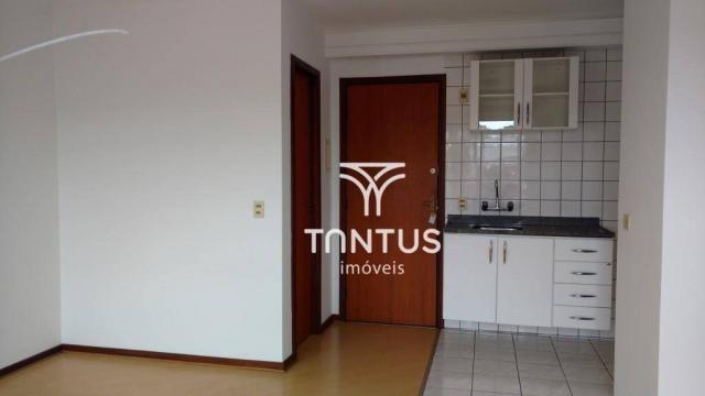 Studio com 1 dormitório para alugar, 39 m² por R$ 700/mês - São Francisco - Curitiba/PR - Foto 8