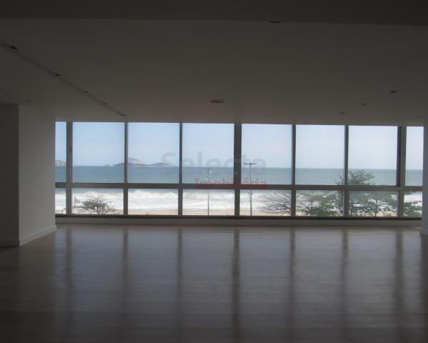 Apartamento de 330 m², lindo, na parte mais nobre e valorizada da Av. Vieira Souto, junto  - Foto 3