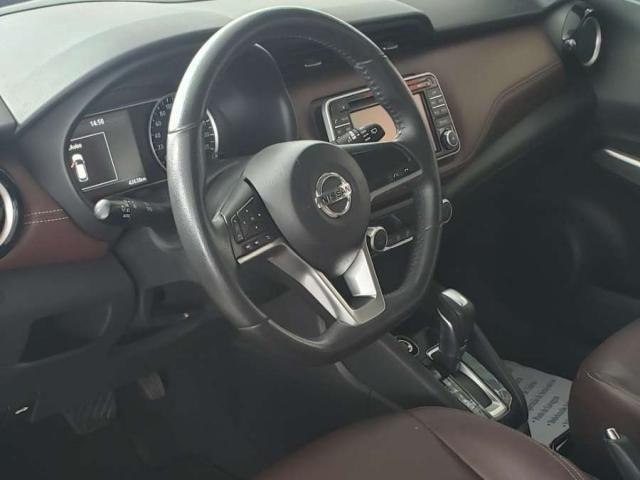 Nissan KICKS  SL 1.6 16V FlexStar 5p Aut. - Foto 8