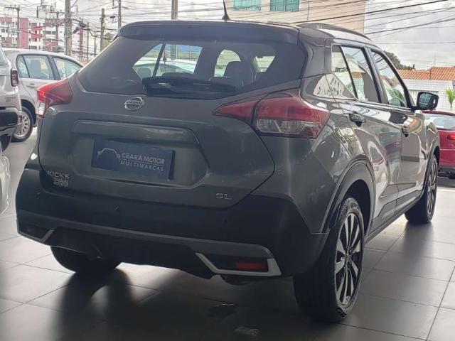 Nissan KICKS  SL 1.6 16V FlexStar 5p Aut. - Foto 3