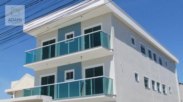 Apartamento residencial à venda, Bela Vista, Rio das Ostras.