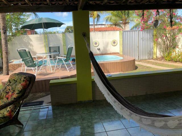 ATENÇÃO: SÓ VENDA! Linda casa com piscina em Catuama, Ponta de Pedras - Foto 3