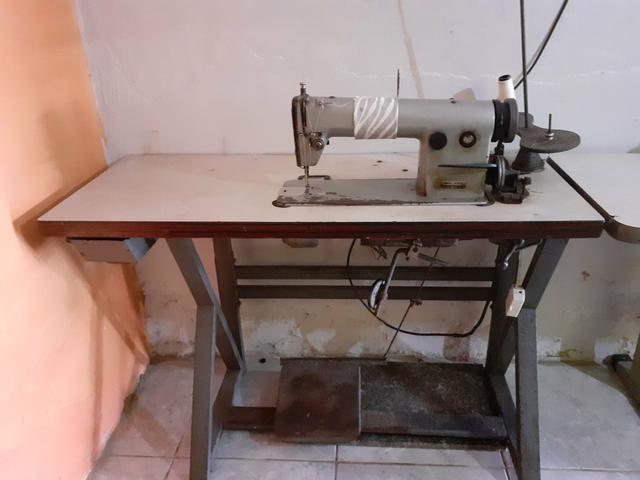 Máquina de costura reta - Foto 2
