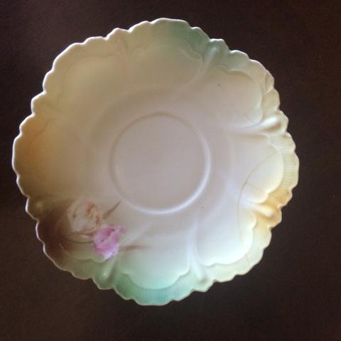Xícara de chá porcelana RS Prússia - Foto 6