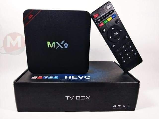 TV Box MX9 4K - Foto 3