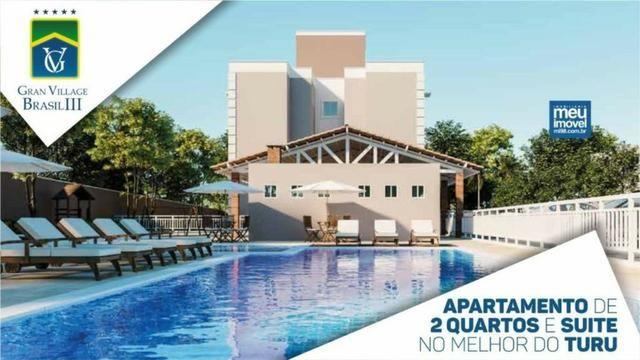 Condomínio Gran Village Brasil 3 em São Luís/MA
