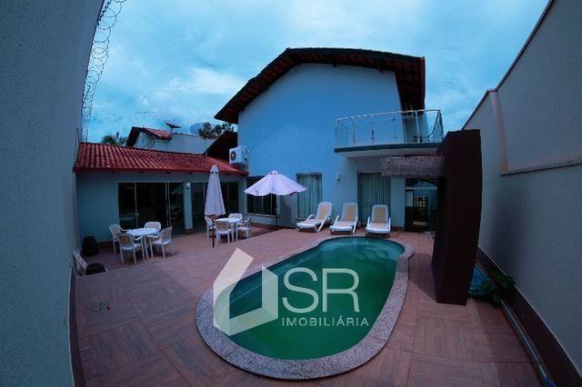 Sobrando com 4 quartos e piscina localizado na av. Rio Madeira no Cond. Forte Príncipe - Foto 9