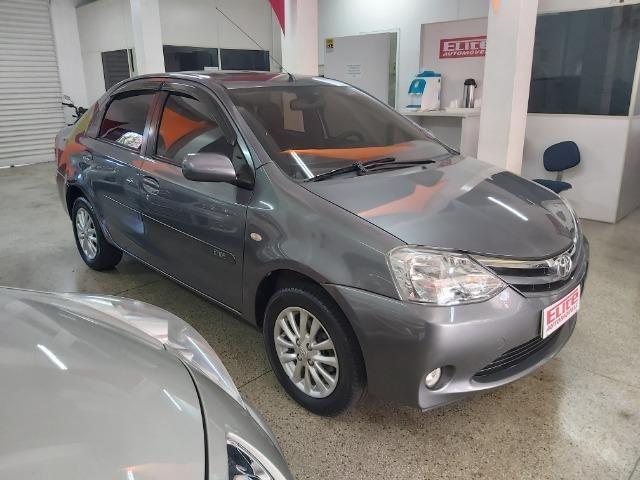 Toyota Etios 1.5 XLS Sedan Completo!!! - Foto 3