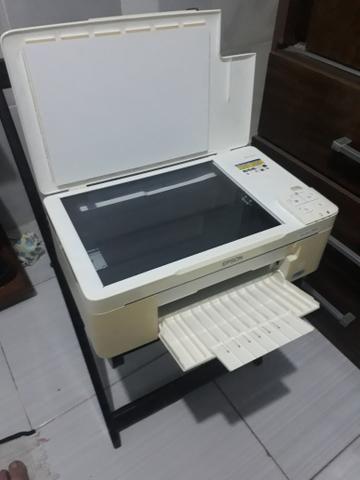 Impressora EPSON stylus tx123 - Foto 2