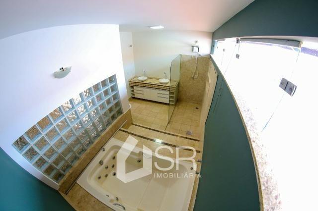 Sobrando com 4 quartos e piscina localizado na av. Rio Madeira no Cond. Forte Príncipe - Foto 11